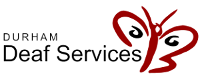 Durham Deaf Services Logo
