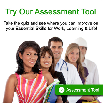 Assessment Tool for improving essential skills